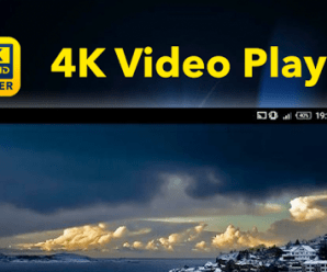 4K HD Video Player Apk For Android