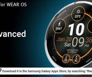 Advanced Clock Widget Apk For Android