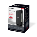 NETGEAR CM1150V Product Packaging Box
