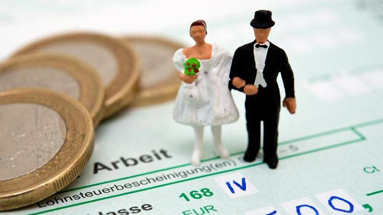 Steuerklassenwechsel Scheidung 2020