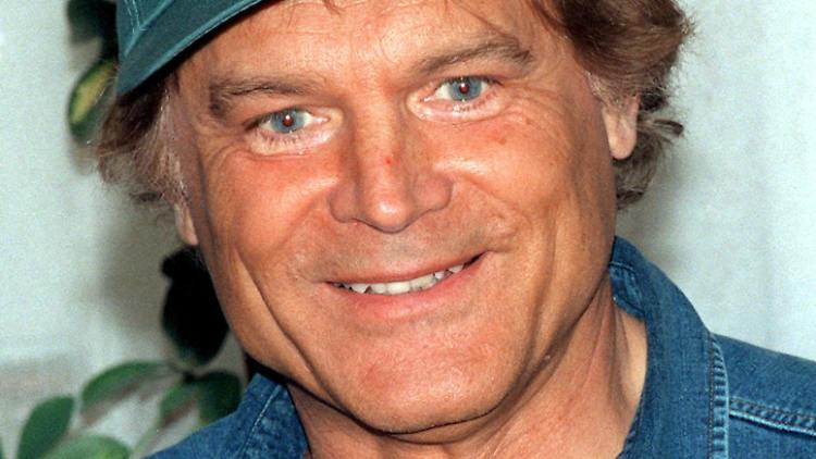 Hill vermögen terence Terence Hill