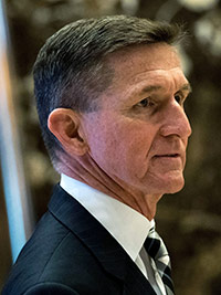 Photo of Lt. Gen. Michael Flynn (ret.)
