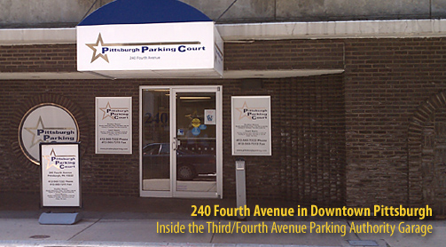 Parking Residential Permit Pittsburgh