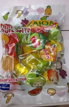 Mini Fruit Jelly Packet