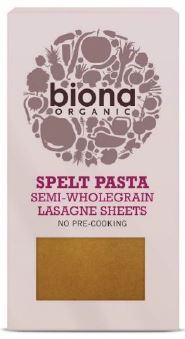 Biona Organic Lasagne Sheets