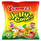 Jelly Cones