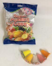 Super Pudding Cone