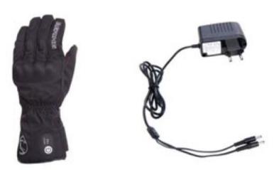 Bering Heated Motorcycle Gloves