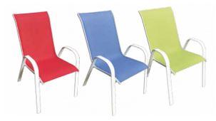 Textoline garden chairs