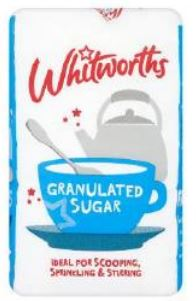 Whitworths Granulated Sugar