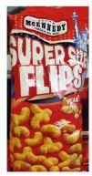 McEnnedy Peanut Flavoured Supersize Flips