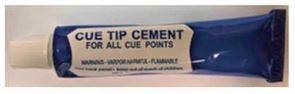 Cue Tip Cement