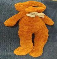 Soft toy bear 1