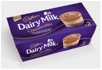 Cadbury Dairy Milk Cheesecake