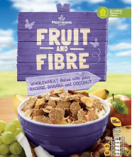 Morrisons Fruit and Fibre