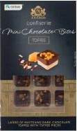 JD Gross Mini Chocolate Bites Toffee