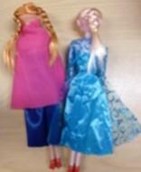 Disney Dolls back