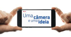 Uma câmera e uma ideia