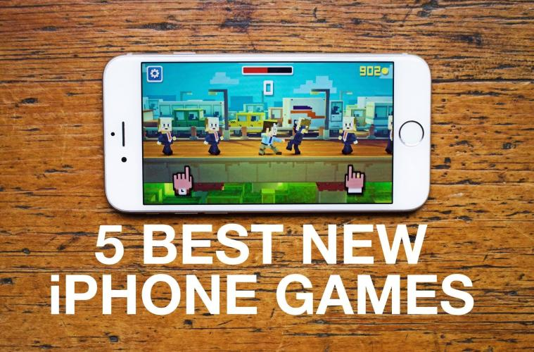 Новые iOS игры