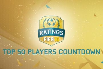 FIFA Mobile Football: топ 50 игроков