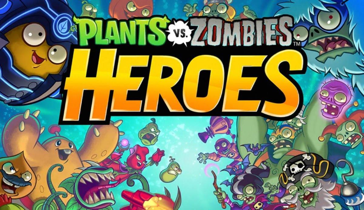 Plants vs Zombies Heroes гайд, стратегия, советы