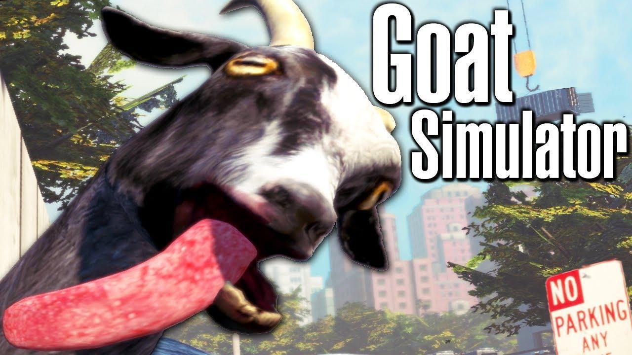 Скачать в игру симулятор козла