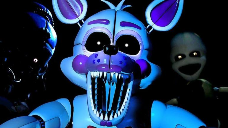Прохождение Five Nights at Freddy's: Sister Location