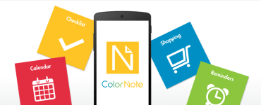 ColorNote для Android