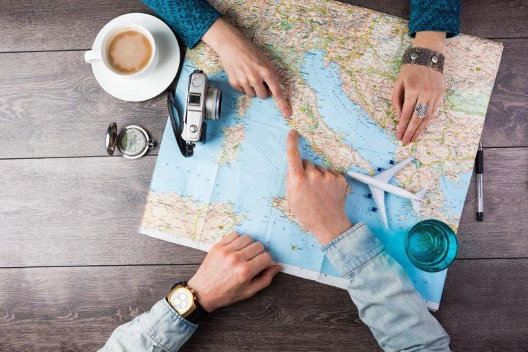 Telegram-каналы про путешествия
