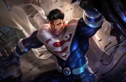 Супермен — новый герой в МОБА Arena of Valor