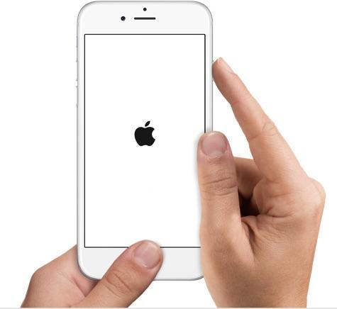Как в iPhone сделать hard reset