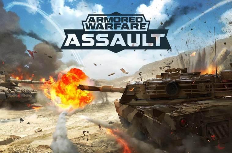 Armored Warfare: Assault —новый танковый мобильный экшн вышел. Первые впечатления