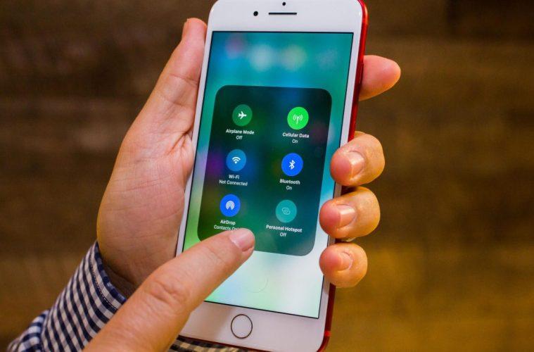 что разряжает iPhone