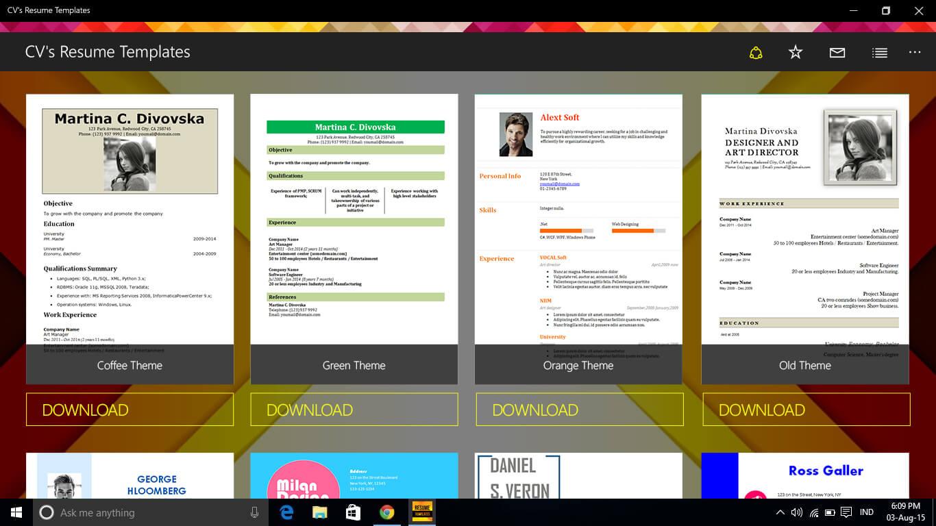 Resume Builder Software For Mac Os X 24EBU. Resume Builder Software ...