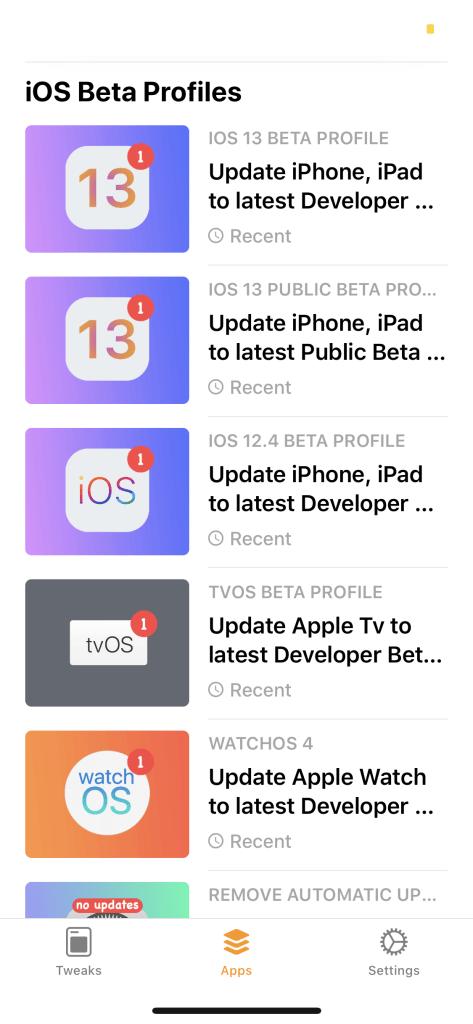 iOS 13 Public beta download