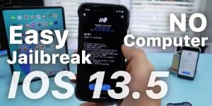 Jailbreak Unc0ver iOS 13.5 (iPhone & iPad) No Computer in Two Clicks! No Revoke!