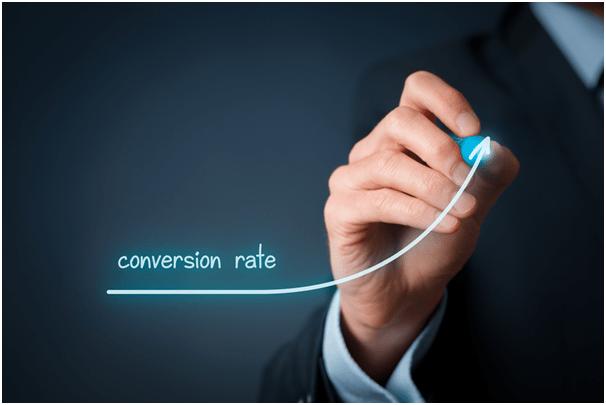 Mobile app design conversion rates