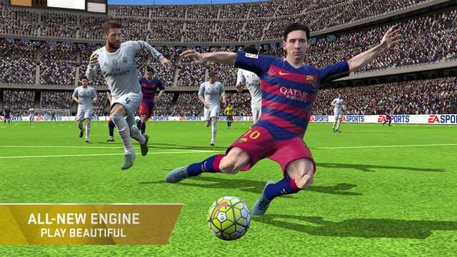 لعبة FIFA 16 Ultimate Team™