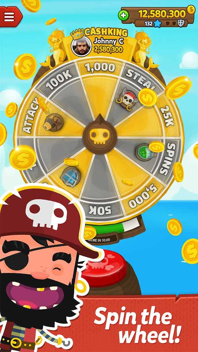 لعبة Pirate Kings