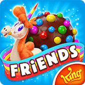 Candy Crush Friends Saga للاندرويد