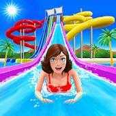 Uphill Rush Water Park Racing للاندرويد