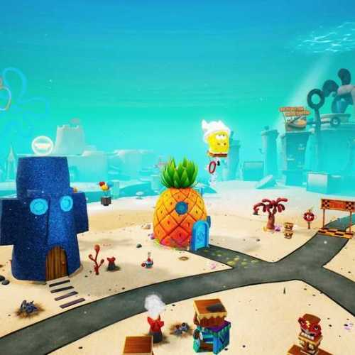 لعبة SpongeBob SquarePants: Battle for Bikini Bottom للاندرويد