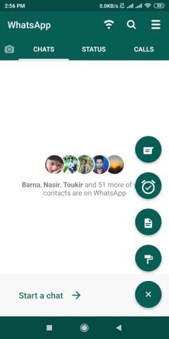 Baixar o Whatsapp Plus APK