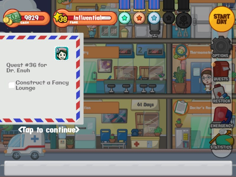 iphone 4s   appSIZED Now Playing  Doctor Life for iPhone and iPad