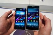Sony announces two more smartphones: Xperia Z1 Compact and Z1S