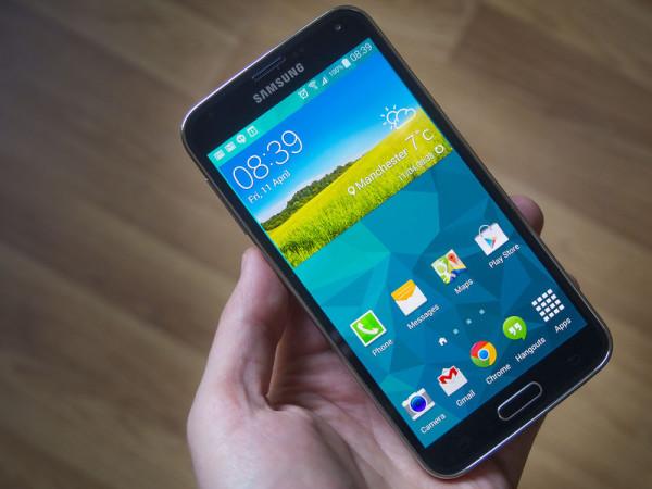 Galaxy S5 root