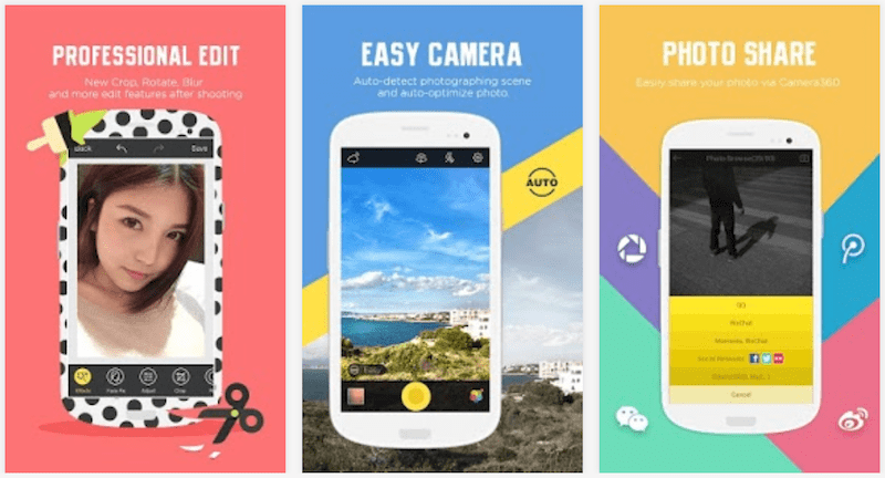 Camera360 Ultimate: Best Photo Editor Apps for Android