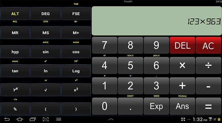 RealCalc.Scientific.Calculator