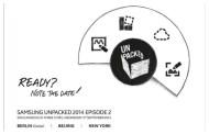 Samsung's Unpacked event set for September 3