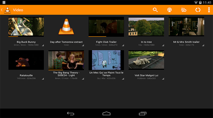 vlc player for android beta